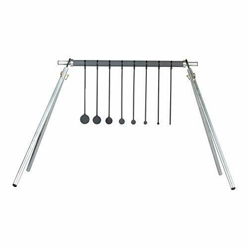 ShootingTargets7 Ar500 Steel Spinning Targets for Shooting or Plinking with...