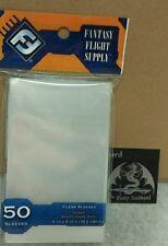 70 x 120 TAROT Board Game CLEAR Sleeves Fantasy Flight Orange Pack FFS66