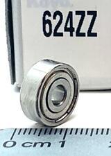 KOYO 603-ZZ Mini Deep Groove Ball Bearings 3x9x3mm