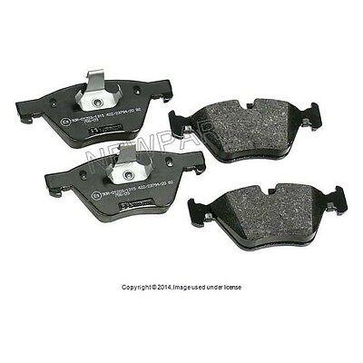 BMW 128i 325i E89 Z4 E90 06-16 Front Brake Disc Pad Set Textar 34116771868 New