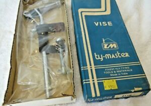TM-Ty-Master-Fly-King-Vise-Fly-Tying-Fishing-Fish-Lure-Clamp-Vice-NEW-OLD-STOCK