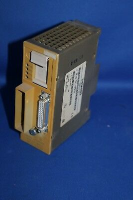 Siemens Simatic S5 6ES5 521-8MA21 Serial Interface CP 521 SI E-St.05 Top Zustand