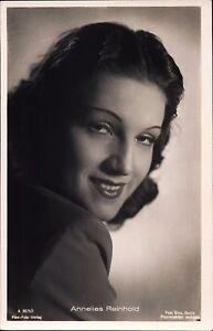 Annelies-Reinhold-Film-Foto-Autogramm-AK-Starpostkarte-E-838