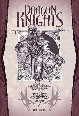 Dragon Knight : Dragonlance: The New Adventures by Dan Willis