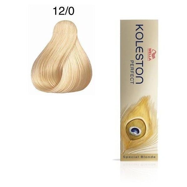 9e4d569f9e6 Wella Koleston Hair Color   12 0 Special Blonde Natural 60ml Each Tube for  sale online