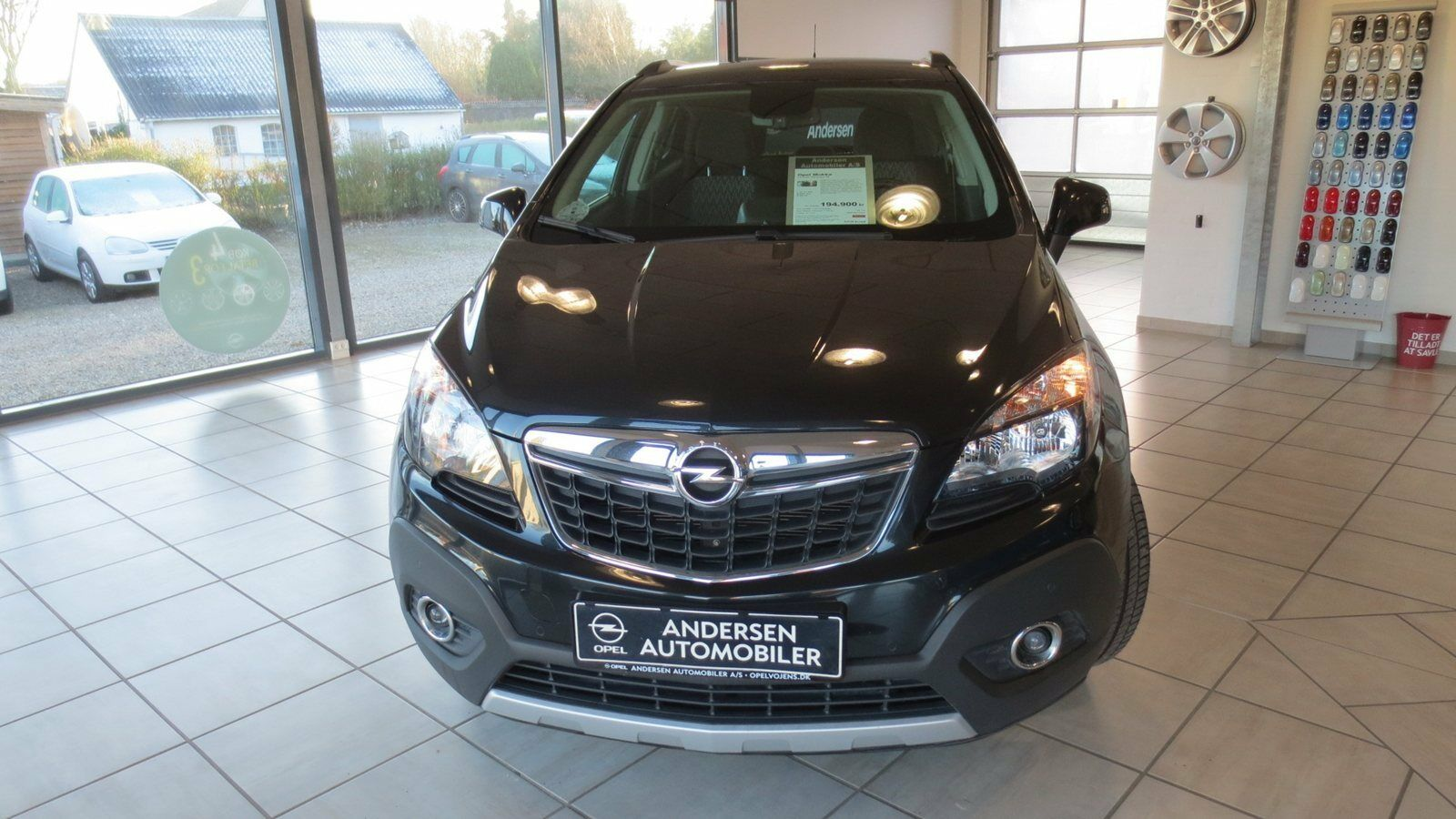 Opel Mokka 1,6 CDTi 136 Enjoy 5d - 194.900 kr.