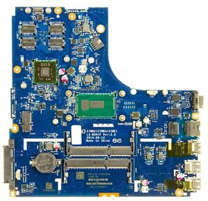 Original-Lenovo-B50-80-Mainboard-LA-B091P-i7-5500U-SR23W-RADEON-R5-M330