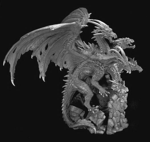Envío rápido y el mejor servicio MA'AL DRAKAR DRAGON + 12 PAINTS - BONES REAPER figurine figurine figurine miniature jdr rpg  77580  auténtico