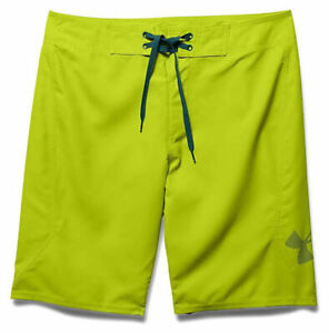 NWOT-Under-Armour-UA-Mania-Board-Shorts-Mens-Short-L-34-Boardshorts-fx435