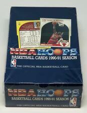 Michael Jordan NBA Hoops 1990-91 Series I Basketball Cards 36 Pkgs