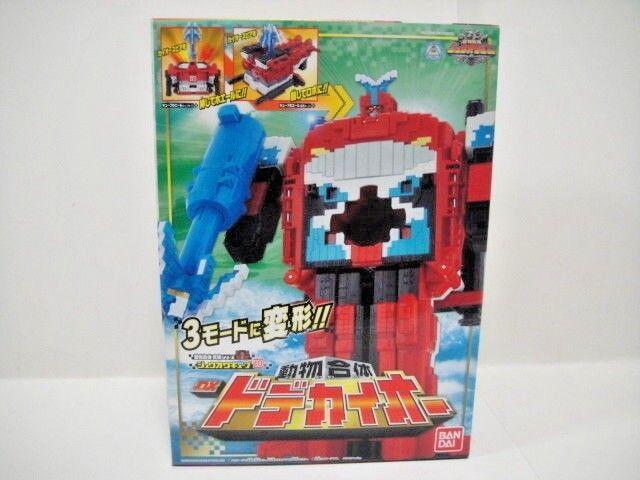 Doubutsu Sentai Zyuohger Zyuoh Cube 10 DX Dodekaioh Bandai Toy Japan F/S New