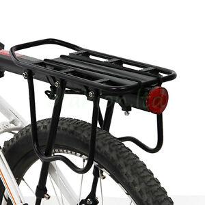Strong Rear Bike Cycle Bicycle Mtb Pannier Bag Luggage