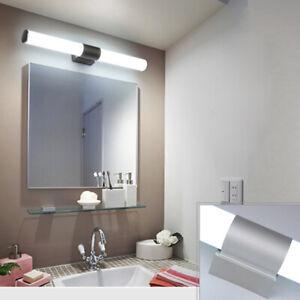 12-22W LED BAGNO TOILETTE VANITY Muro Il Trucco Luce Specchio Lampada frontale impermeabile