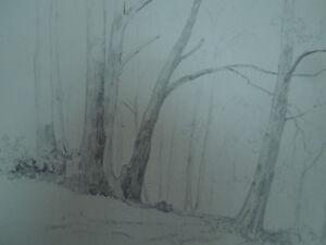 Dessin ancien La Forêt de Fontainebleau - France - EBay Bonjour Je vends un trs intéressant dessin de la Fort de Fontainebleau Daté 1846 Non signé 25 x24 Trs bon état A encadrer - France