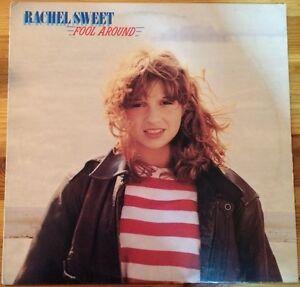 Rachel Sweet Fool Around