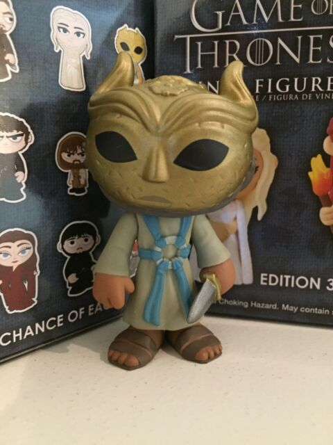 """GAME OF THRONES SERIES 3 FUNKO MYSTERY MINIS """"SON OF THE HARPY"""" VINYL FIGURE NEW"""