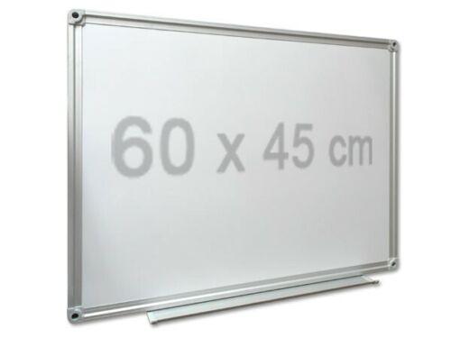 Whiteboard 60 x 45 cm Magnetwand Tafel Wandtafel Memoboard Weißwandtafel