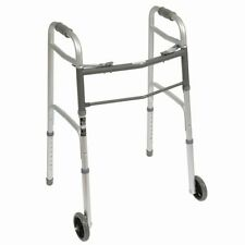 Two Button Walkers Jr Amp Medical Walking aide cane rollator