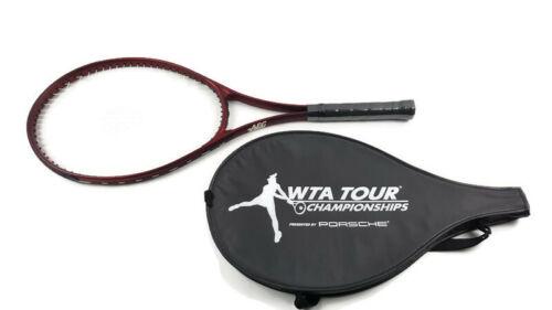 WTA TOUR CHAMPIONSHIPS Tennis Racquet AEG PORSCHE Case And Still In Plastic