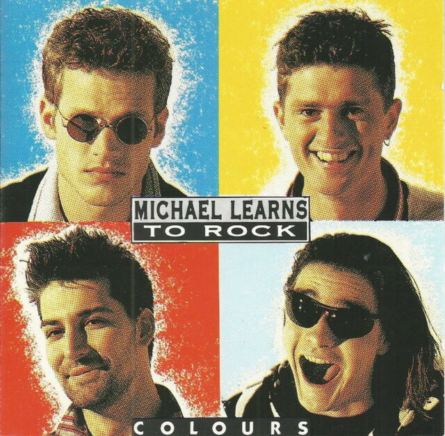 Michael Learns to Rock - CD - Colours - Starkes Album mit 10 tollen Songs