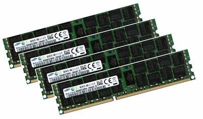 4x 16gb 64gb Ecc Rdimm Ddr3 1866 Mhz Ram Workstation Hp Z420 Z620 Z820 E2q95aa- Rimozione Dell'Ostruzione