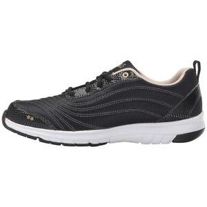 Ryka Women's Continuum Black Sneakers SZ 9 Wide