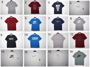 Nike-Athletic-Graphic-T-Shirt-Multiple-Sizes-and-Colors-Pick-One-New-With-Tags