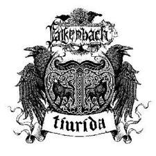 "FALKENBACH ""TIURIDA"" CD LIMITED DIGIPACK NEU"