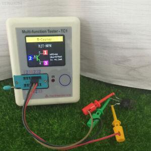 LCR-T7 Transistor Tester TFT Diode Triode Capacitance Meter LCR ESR meter t