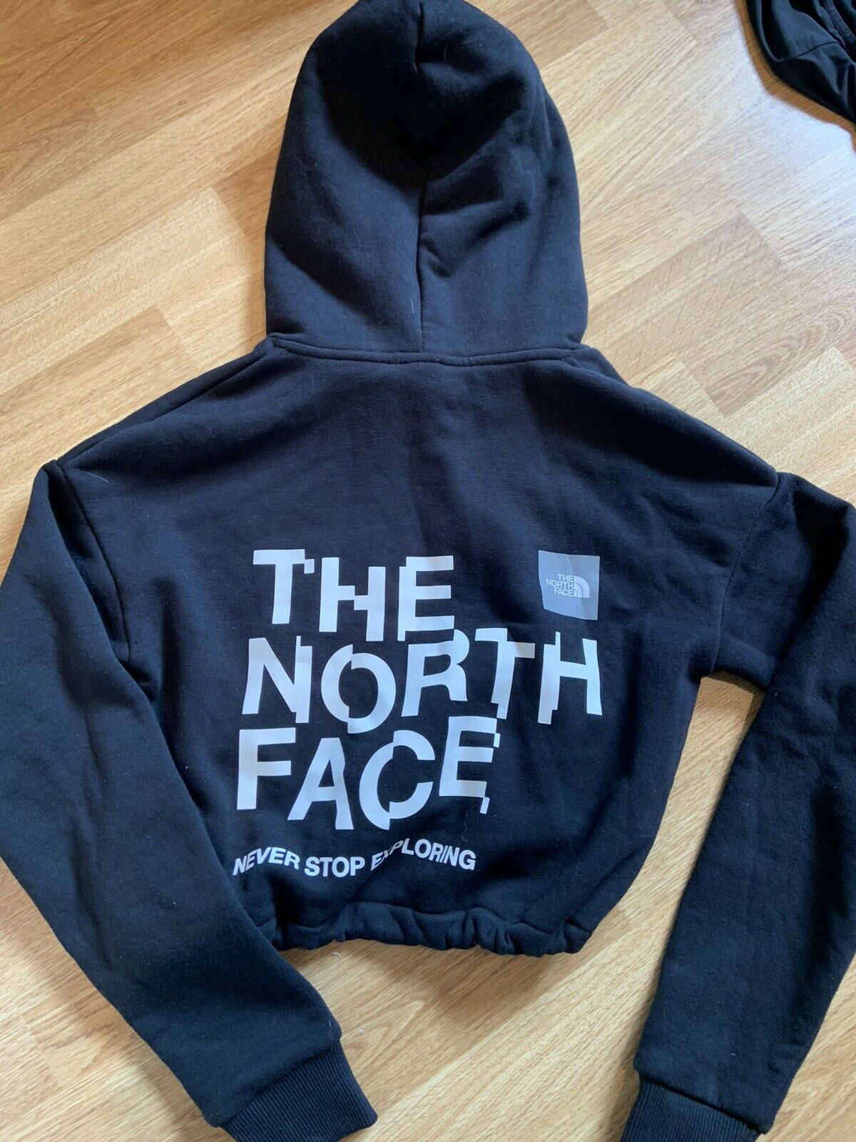 The North Face Women's Cropped Hoodie Size XS