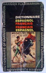 DICTIONNAIRE-ESPAGNOL-FRANCAIS-ET-FRANCAIS-ESPAGNOL-DE-1964