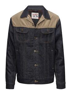 Lee 101 Storm Rider Jacket Jeansjacke Jacke Herren Größe M