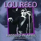 Hassled in April Lou Reed 0823564636627