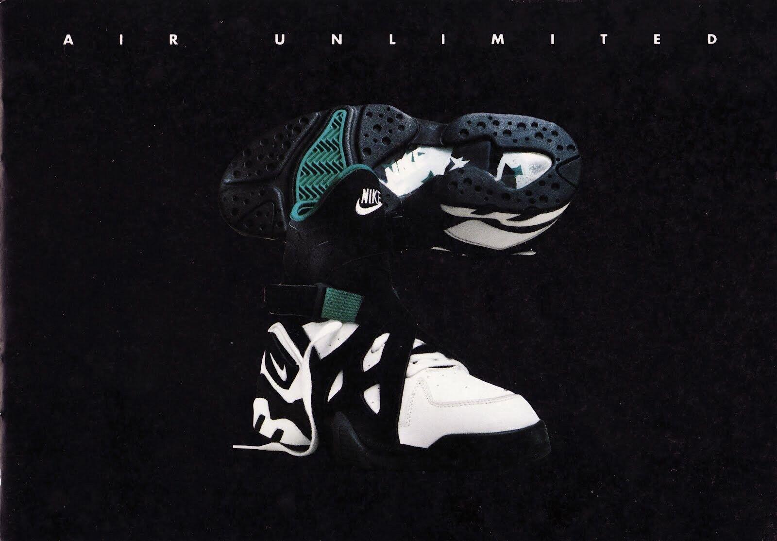 the best attitude 1e5fb 23ce7 ... 1993 OG DS VTG Nike Nike Nike Air Unlimited David Robinson Jordan  Sneakers 8.5 Supreme 90s ...