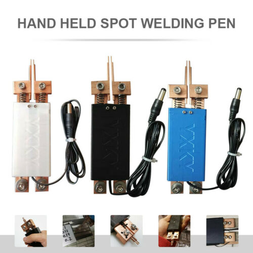 Handheld Integrated Spot Welder Copper Welding Pen For Spot Welding Machine