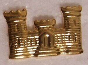 Hat Lapel Push Tie Tac Pin Women/'s Army Corps WACs NEW