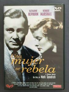 DVD-UNA-MUJER-SE-REBELA-Katharine-Hepburn-Herbert-Marshall-MARK-SANDRICH