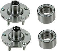 Front Wheel Hub & Bearing Kit For Chrysler Pt Cruiser 2002-2010 (pair)