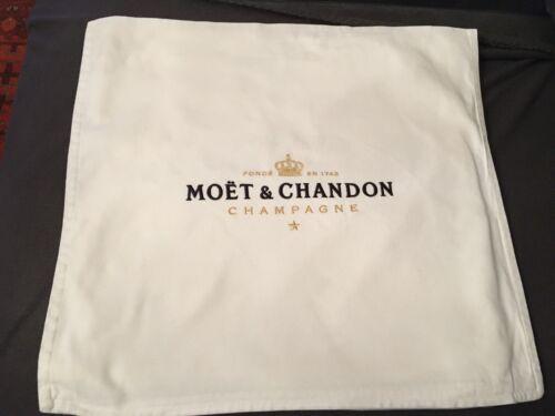 Moet/&Chandon Kissen//Kissenbezug Neuwerig Gebraucht 2 STÜCK 51x47 Cm