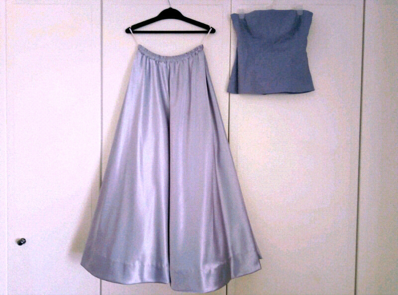 Hip Hop Skirt & Top R150  Size 34  Worn once  Collect in Camps Bay