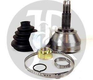 Alfa-Romeo-156-2-4-Turbo-Diesel-Jtd-eje-de-transmision-del-CV-conjunta-amp-Cv-Boot-Kit-99-amp-gt03