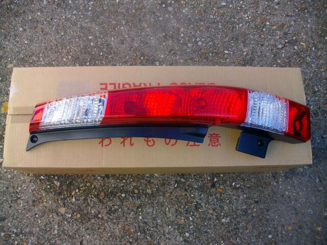 Left heated convex mirror glass Honda CR-V Mk1 Mk2 1995-2006 108LSH