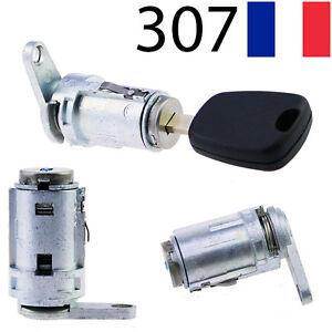 Serrure de porte 1 clé pour PEUGEOT 307 (Barillet anti-corrosion) - France - État : Neuf: Objet neuf et intact, n'ayant jamais servi, non ouvert, vendu dans son emballage d'origine (lorsqu'il y en a un). L'emballage doit tre le mme que celui de l'objet vendu en magasin, sauf si l'objet a été emballé par le fabricant d - France