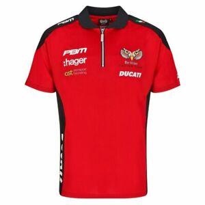 19PY AP Official Petronas Yamaha Team Polo Shirt
