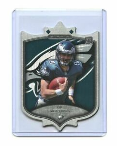 2012 Topps Strata Rookie Die Cut #rdcnf Nick Foles Philadelphia Eagles Rookie