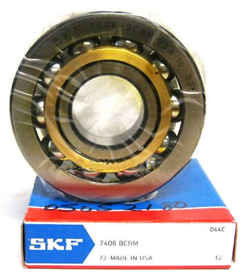 SKF 7207 BECBM Angular Contact Ball Bearings 35x72x17mm