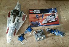 Star Wars™ Mace Windu's  Star Fighter  Set 7868 mit Minifiguren !