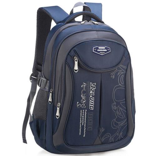 Kids Girls Boys Backpack School Book Bags Rucksack Waterproof Hiking Bag Gift UK