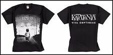 T-shirt KATATONIA  [S] Anathema Amorphis Tiamat Opeth Woods of Ypres Agalloch