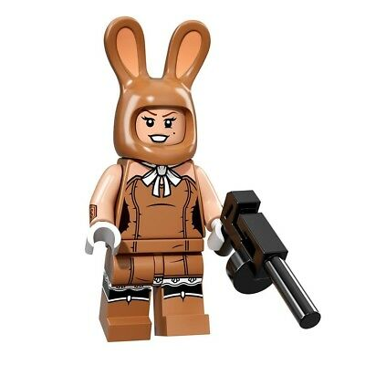 MARCH HARRIET Minifigure Bagged 71017 Lego The Batman Movie